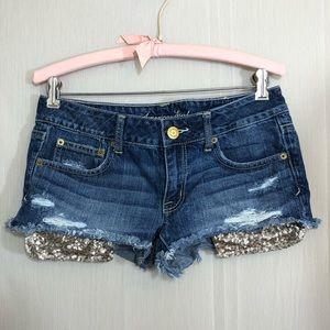 American Eagle shorts 🖤